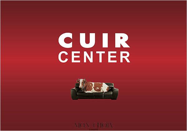 Avis canapé Cuir Center