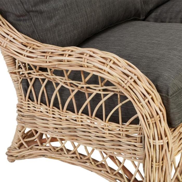 meilleur canapé rotin design