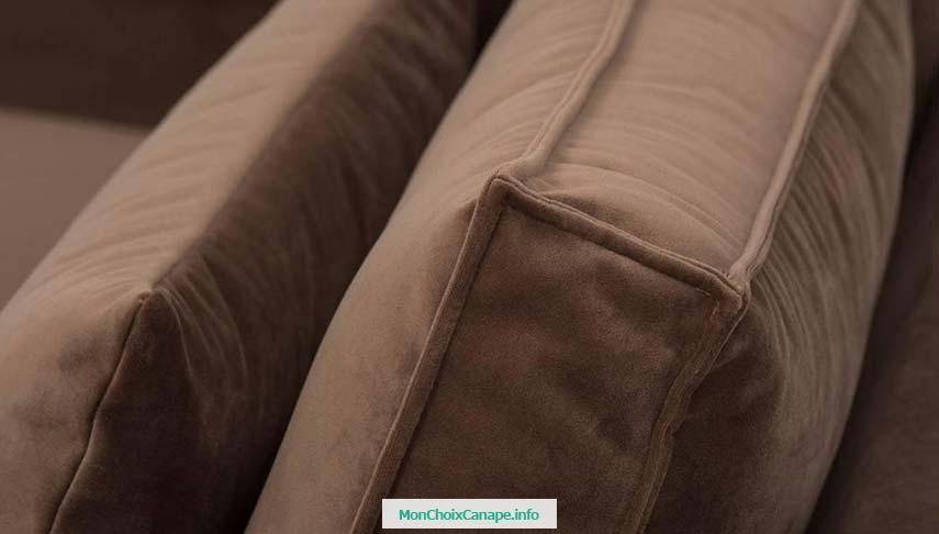 Nettoyer canapé en microfibre
