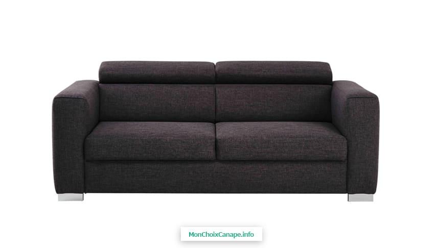 JAZZ : Canapé moderne et chic de Maisons du Monde - Que vaut-il ?