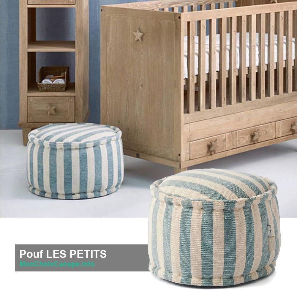 18 poufs pour d corer chambre salon ou dressing vers 2. Black Bedroom Furniture Sets. Home Design Ideas