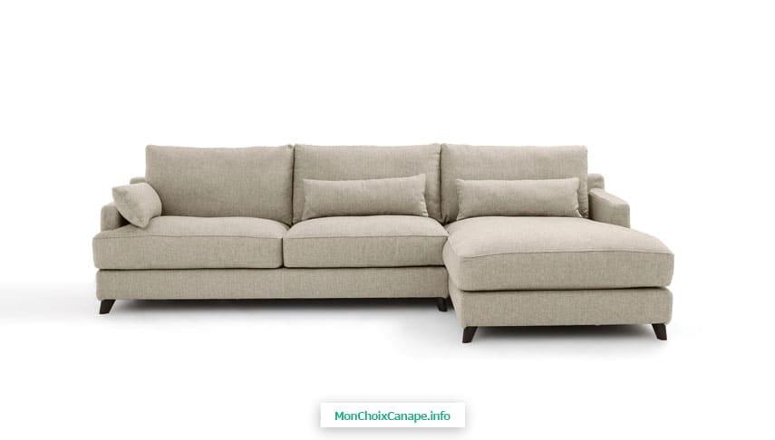 Canapé d'angle Am.Pm Alwine