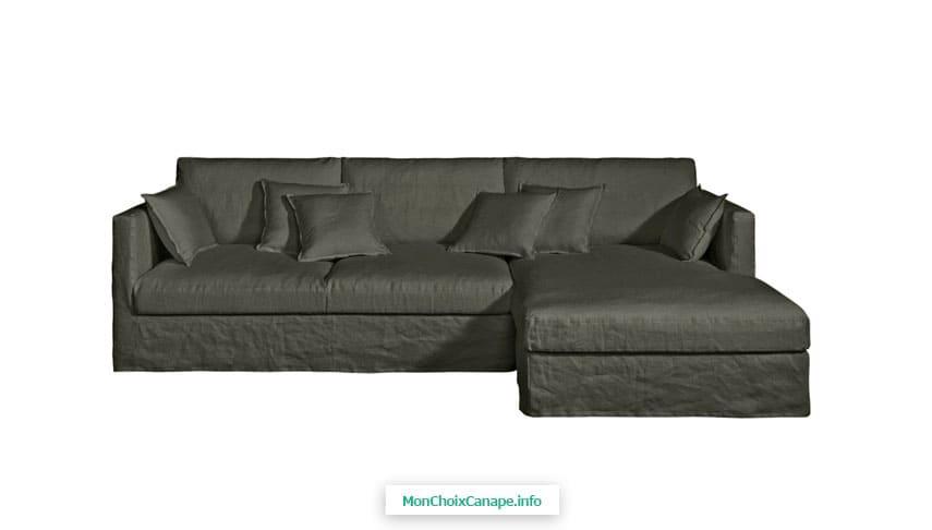 Canapé d'angle Am.Pm Neo Kinkajou