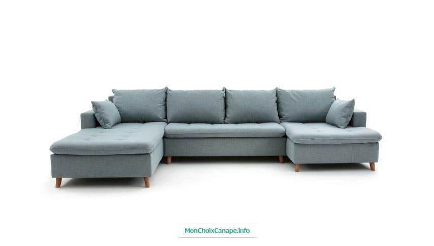 Canapé d'angle La Redoute Milare