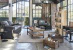 décoration industrielle style loft new yorkais