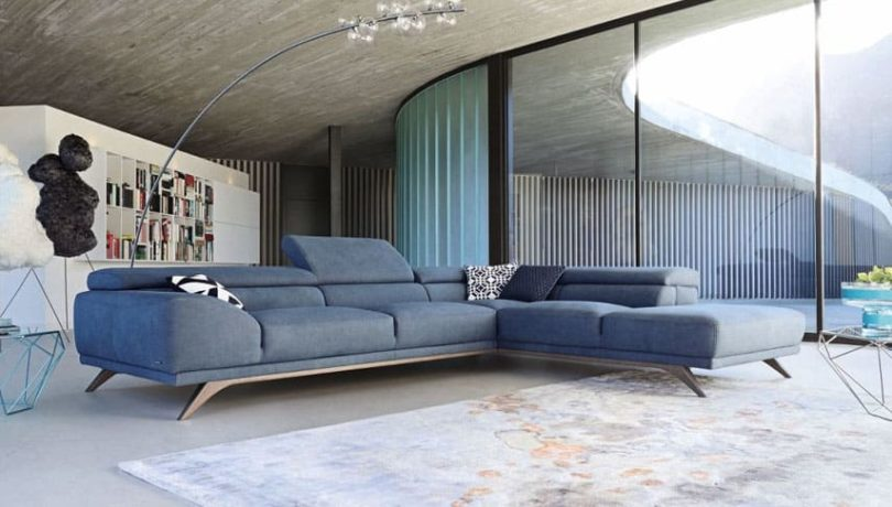 Choisir le meilleur canapé d'angle en cuir