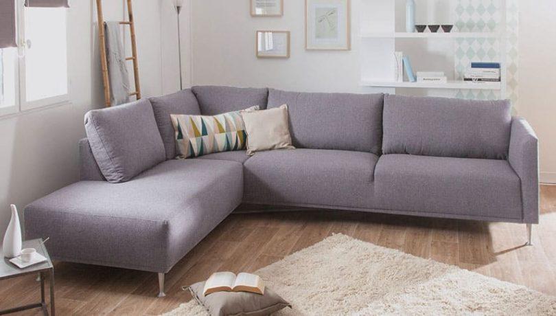 Choisir son canapé d'angle scandinave/nordique pour son interieur