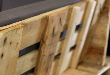 Fabriquer un canapé d'angle en bois de palettes