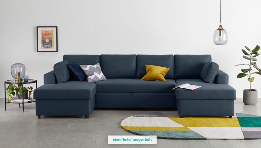 Canapé d'angle Aidian de Made