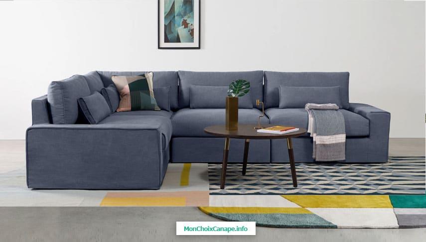 Canapé d'angle Trent de Made