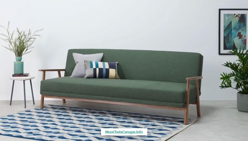 Canapé de style nordique et vintage Lars de Made.com