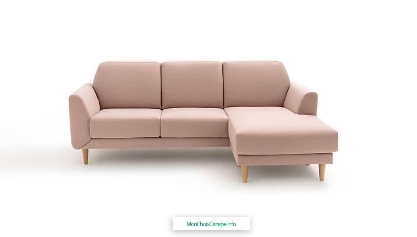 Canapé d'angle droit Jasper de La Redoute - MonChoixCanape