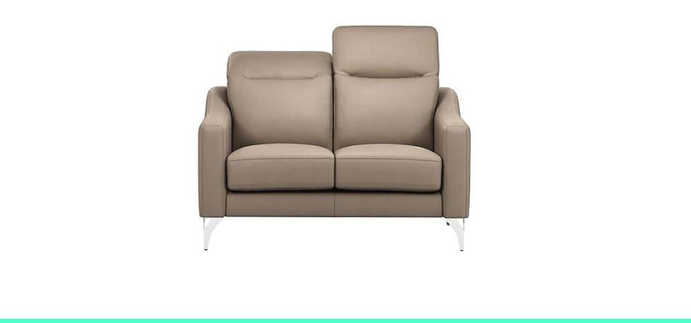 Canapé 2 places avec têtières Ben
