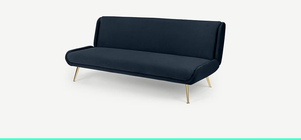 Canapé droit sans accoudoir Moby